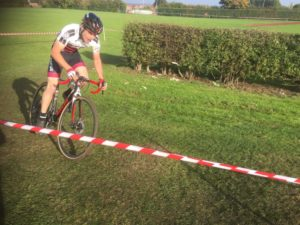 George Thompson bringing home back-to-back NDCXL wins