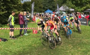 Whithall, Yates and Dalton take a flying start