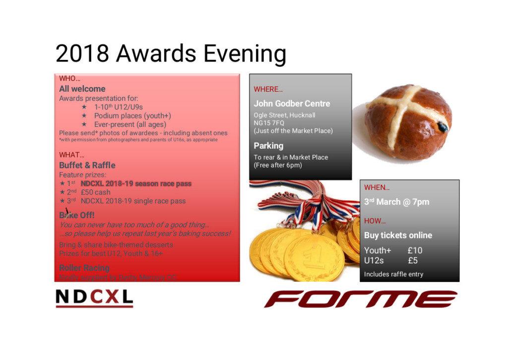 2018 Prize Presentation